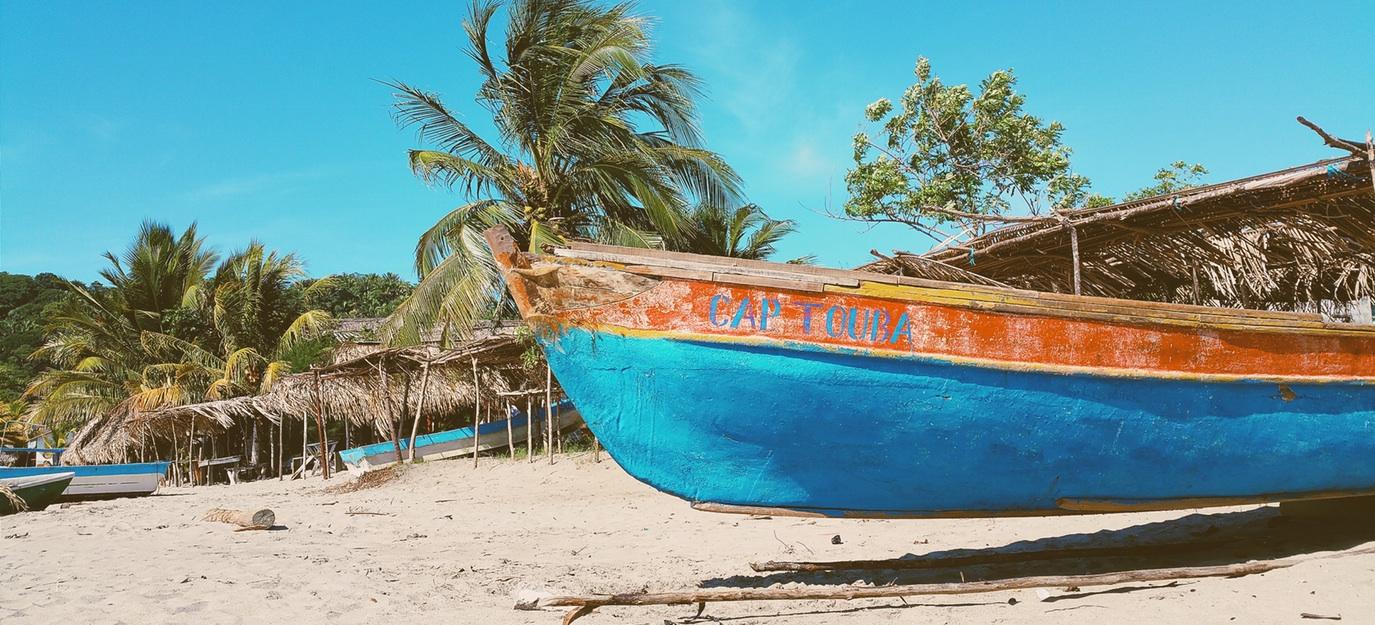 Una de las atracciones turísticas de Honduras son sus playas